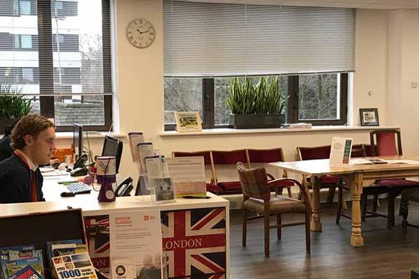 School in London